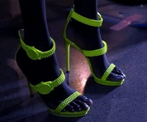 fashion, lime, and green image
