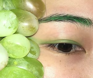 beauty, grapes, and lime image