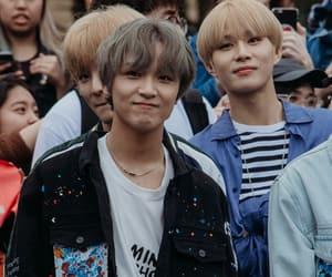 nct, haechan, and kpop image