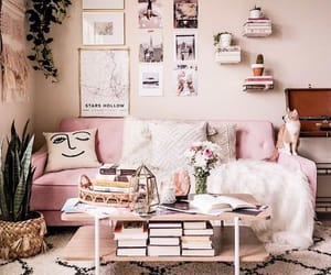 aesthetic, design, and home image