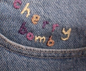 jeans, vintage, and aesthetic image