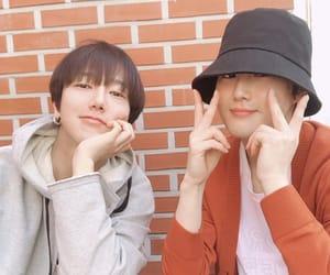 exo, super junior, and kim junmyeon image