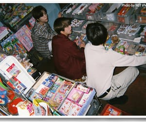 idol, taeyong, and johnny image