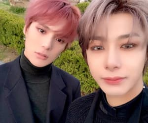 minhyuk, hyungwon, and monstax image