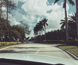 car, fashion, and Miami image