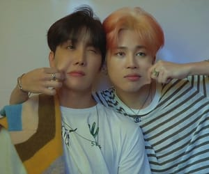 bts, jhope, and park jimin image