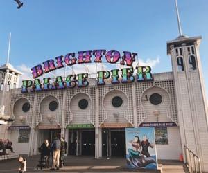 brighton, kent, and pier image