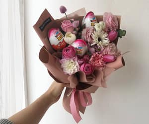 Blanc, bouquet, and Fleurs image
