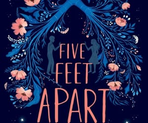 book and five feet apart image