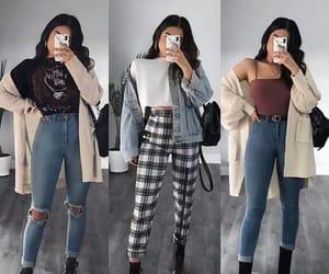 fashion, girls, and sportstyle image