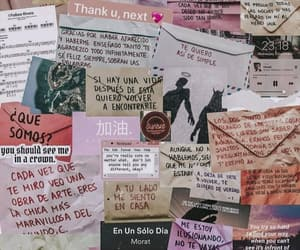 cartas, sad, and wallpapers image