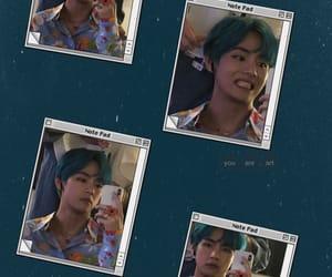 idol, bangtan boys, and kim taehyung image