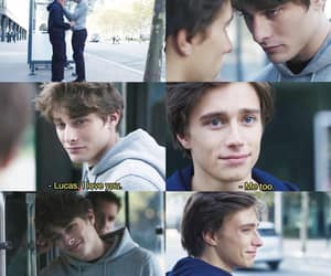 lucas, maxence danet fauvel, and skam france image