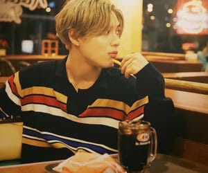 food, lee taemin, and kpop image