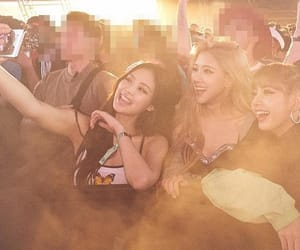 kpop, jennie kim, and park chaeyoung image