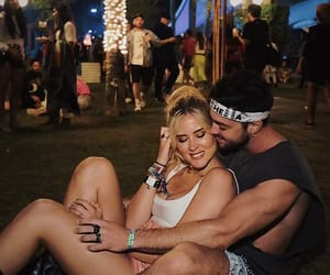 coachella, lovers, and Relationship image