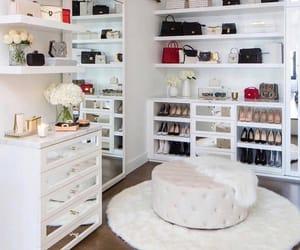 bags, beautiful, and closet image