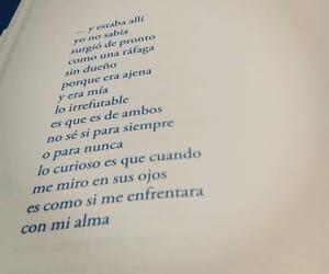 alma, ojos, and poesía image
