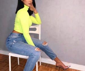 neon yellow heels, goal goals life, and inspi inspiration image