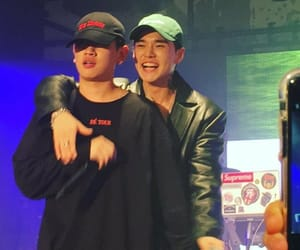dean and crush image