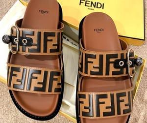 fashion, fendi, and shoes image