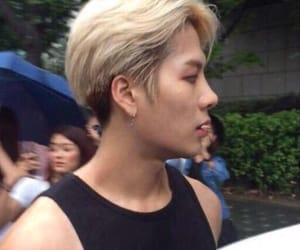 jackson, low quality, and got7 image