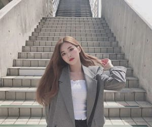 asian, korean, and jiwon image