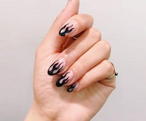 nails, accessories, and aesthetic image