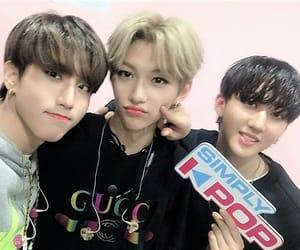 Chan, Minho, and felix image