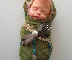 art, baby, and Fairies image