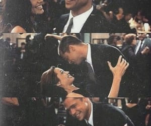 love, couple, and Angelina Jolie image