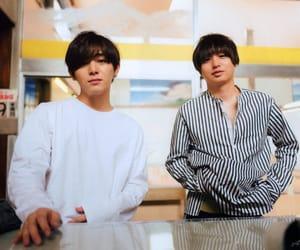 hey say jump, yamada ryosuke, and kei inoo image