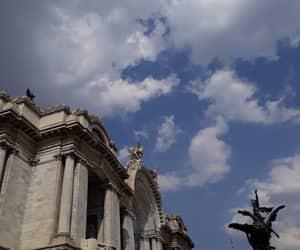 arte, cielo, and ciudad image