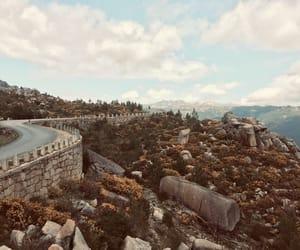 aesthetics, mountains, and wanderlust image