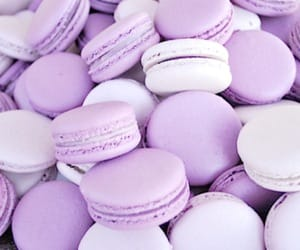 aesthetic, food, and lilac image
