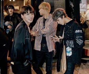 boys, 태일, and kpop image