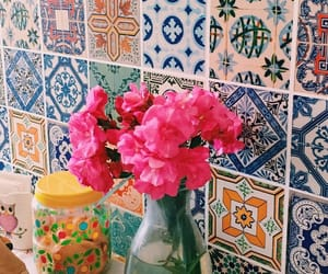 decoration, flower, and flowers image