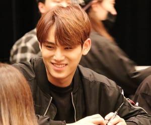 Seventeen, mingyu, and visual line image