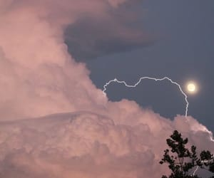 nature and thunder image
