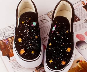 shoes, fashion, and stars image