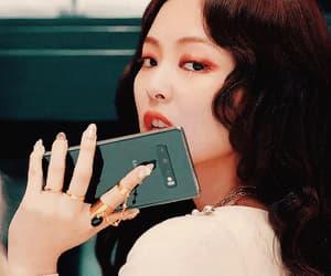 aesthetic, lisa, and kpop mv image