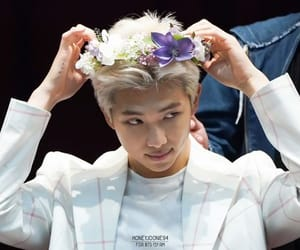 kpop, rm, and bts image