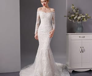 bridal, wedding dress 2019, and bridal gown image