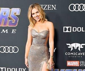 Marvel, Scarlett Johansson, and avengers endgame image