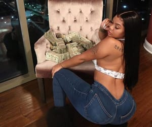 ass, bitch, and money image
