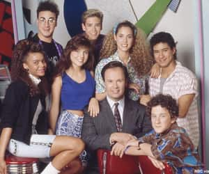 saved by the bell and american sitcom image