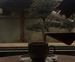 coffee, tea, and aesthetic image