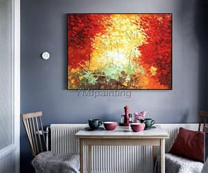 Abstract Painting, wall decor, and homedecor image