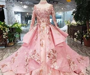 ball gowns, long sleeves, and quinceanera dresses image