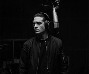 black, black & white, and g-eazy image